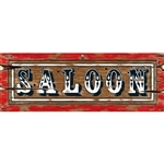 Saloon Sign