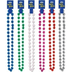 Jumbo Party Beads (Select Color)