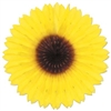 Sunflower Tissue Fan