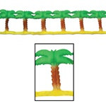 Palm Tree Garland