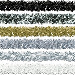 Hollywood Gleam N Fest Festooning Garland (Select Color)