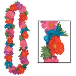 Silk N Petals Tropical Leis (1/pkg)