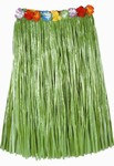 Adult Artificial Grass Hula Skirt (Green)