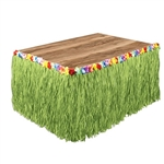 Green - Artificial Grass Table Skirting