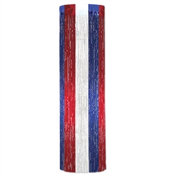 1-Ply Red, White and Blue Gleam N Column