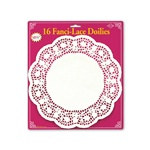 Paper Lace Doilies 10½in  (16/Pkg)