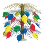 Balloon Cascade Centerpiece