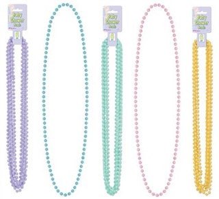 Baby Shower Beads 6/pkg (choose color)