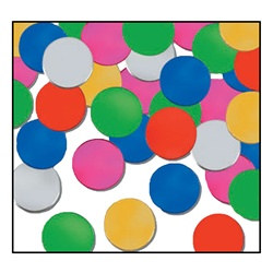 Multi-Color Fanci-Fetti Dots (1 ounce/pkg)