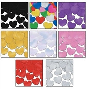 Fanci-Fetti Hearts (Select Color)