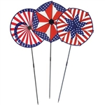 Patriotic Wind-Wheels