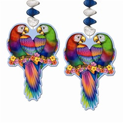 Tropical Bird Danglers (2/pkg)
