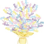 Baby Shower Gleam 'N Burst Centerpiece