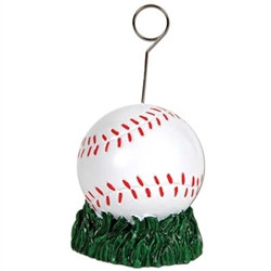 Baseball Photo/Balloon Holder