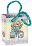Cuddle-Time Mini Party Favor Bags (4/Pkg)