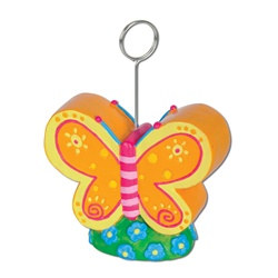Butterfly Photo/Balloon Holder