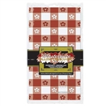 Plastic Gingham Rectangular Tablecover