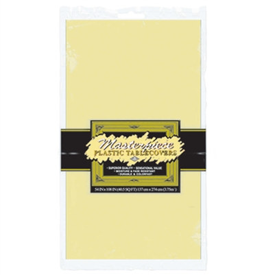 Rectangular Tablecover - Yellow