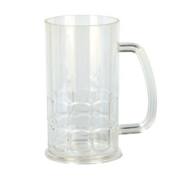 17 ounce Party Mug perfect for entertaining and daily use.