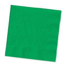 Green Lunch Napkins (50/pkg)