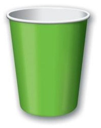 Kiwi Hot/Cold Cups (24/pkg)