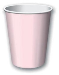 Pink Hot/Cold Cups (24/pkg)