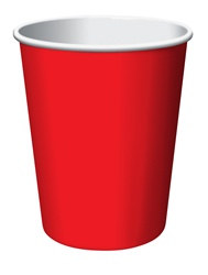 Red Hot/Cold Cups (24/pkg)