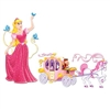 Princess and Carriage Props