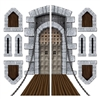 Castle Door and Window Props (9/pkg)