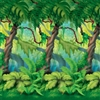 Jungle Trees Backdrop