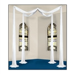 Elite Collection White Celebration Canopy