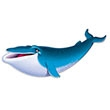 This friendly looking Blue Whale Cutout will make a HUGE statement when added to the other sea creature decorations on your wall. He's a vibrant turquoise blue color, and will look great with any of our other wonderful Under the Sea theme decorations.