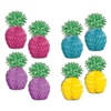 Add a pop of color and fun to your table setting with the Pineapple Mini Centerpieces.
