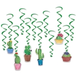 Throwing a Cinco de Mayo, Around the World, or South of the border party? Our Cactus Whirls add the color, motion and interest you've been looking for!