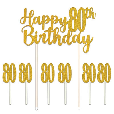 Celebrate A Milestone And Say Happy 80th Birthday In Style With Our