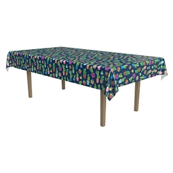 Looking for fun ways to decorate for a Cinco de Mayo, Fiesta, or South of the Border themed party?  This Cactus Tablecover is just the thing.