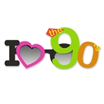 <h1>I Love The 90's Glasses</h1>