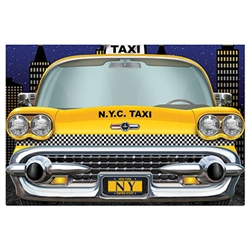 Throwing a Travel America, Great 20's, or New York themed party?  Help your guests create memories that will last a lifetime!  This New York City Taxi Photo Prop is perfect for Instagram, Facebook, Pinterest and Twitter sharing!