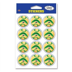 Australia Soccer Stickers (2 Sheets Per Package)