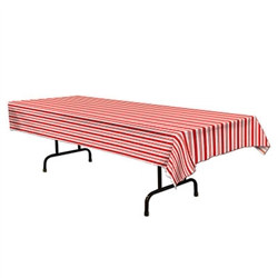 Striped Tablecover