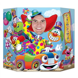Clown Car Photo Prop
