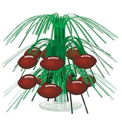 Football Mini Cascade Centerpiece