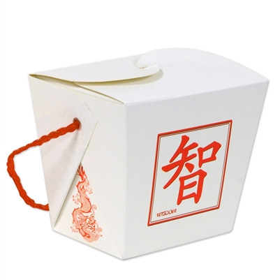 Asian Take Out Box - Pint