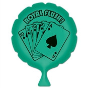 Royal Flush! Whoopee Cushion