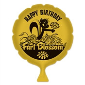 Birthday Fart Blossom Whoopee Cushion