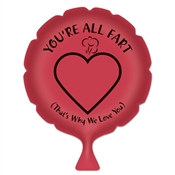You're All Fart Whoopee Cushion