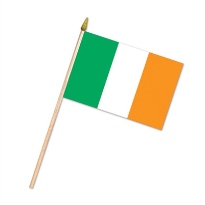 Irish Flag - Rayon (1/pkg)