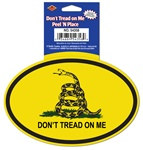 Don't Tread On Me Peel N Place