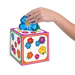 Hula Baby Card Box, 6 inch