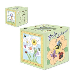 B Is For Baby Card Box